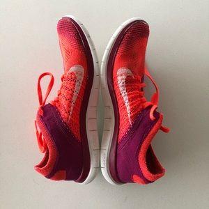 Women's Nike Free 4.0 Size 8